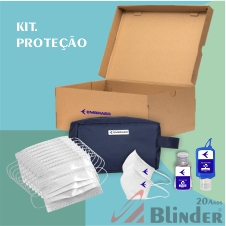 Kit. Proteção
