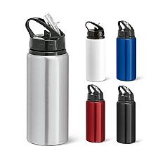 Squeeze de Alumínio e Plástico. Capacidade até 670