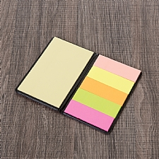 BLOCO DE ANOTAÇÕES COM POST-IT