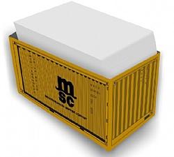 Caixa Bloco Container