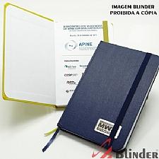Mini Caderno de Anotações