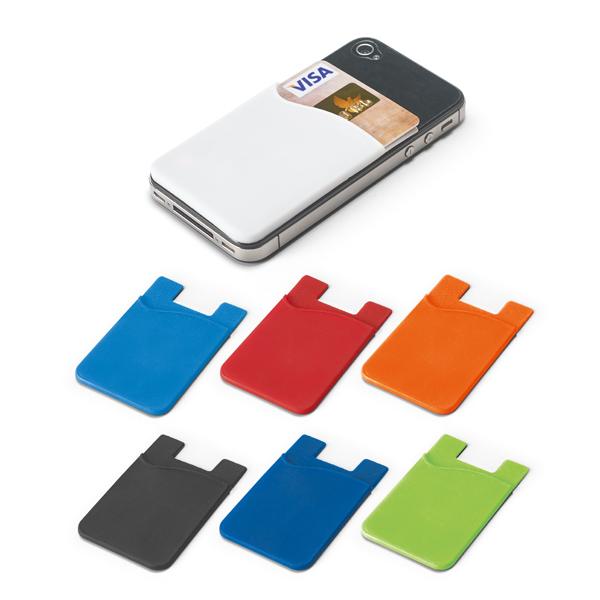 Porta Cartão silicone