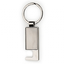 Chaveiro Metal Porta Celular