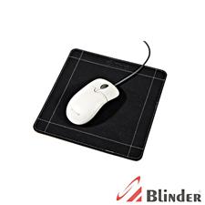 Mouse Pad em Couro Sintético