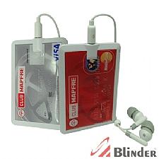 Cartão MP3 C/ Capacidade de 2GB