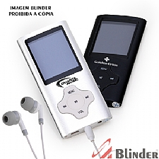 MP4 Player de 4GB