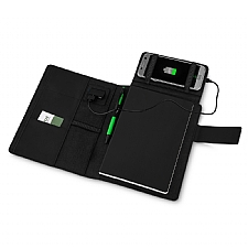 Caderno Power Bank