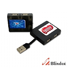 HUB USB - 2.0 Com 04 entradas extensões USB