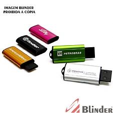 PEN DRIVE RETRÁTIL COM CAPACIDADE DE 4GB.