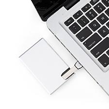 Pen Card 4GB Alumínio