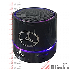 Mini Caixa de Som com Bluetooth
