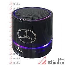 Mini Caixa de Som com Bluetooth